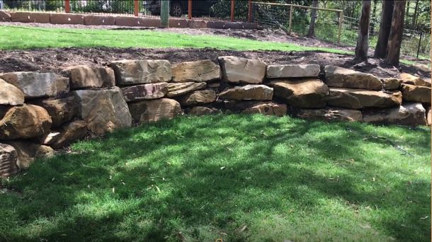 Landscaping Rock Walls